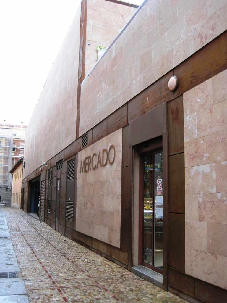 El Mercado Alcalá De Henares