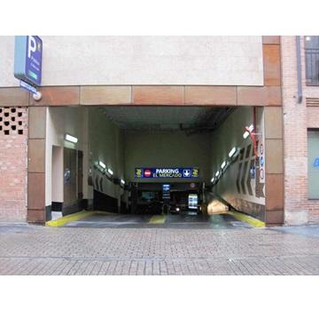 El Mercado Alcala De Henares Encontrar Parking